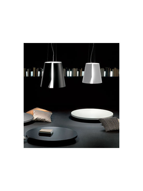 GUARDIAN PENDANT LAMP BY PALLUCCO LIGHTING - Guardian Pendant by Pallucco is a large pendant lamp with an innovative diffuser design.