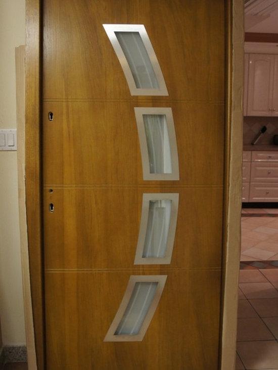 Modern Exterior Doors - Liberty Windoors