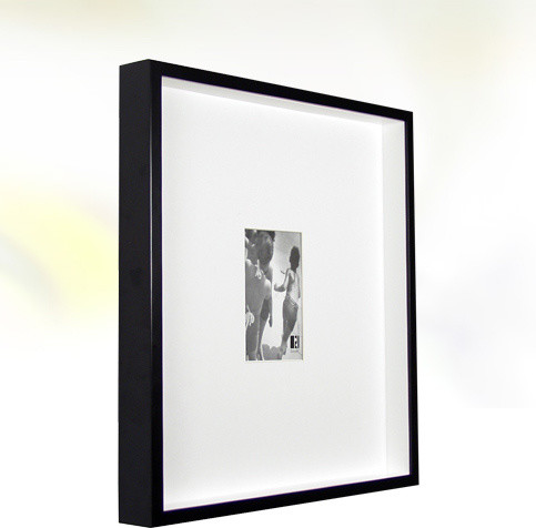 Boom - Two Tone Frame 4x6 modern-picture-frames