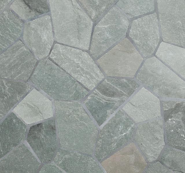 Realstone systems bluestone algoma mat contemporary for Bluestone flooring