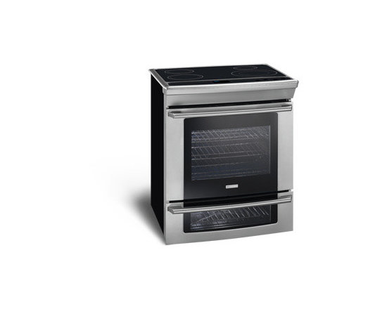 """30"""" Induction Built-In Range with Wave-Touch® Controls by Electrolux - PerfectConvect³®"""
