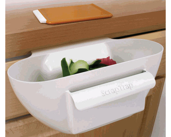 Scrap Trap Bin And Scraper -