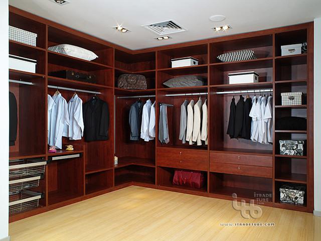 Wardrobe, Bedroom Closet, closet room, modern wardrobe, clothes closet - Modern - other metro ...