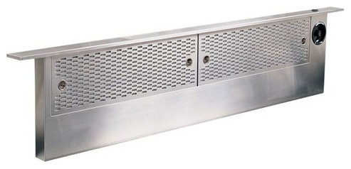 """Dacor Epicure 48"""" Wide Slim Raised Ventilation, Stainless ..."""