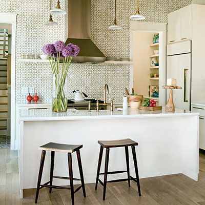 Tile eclectic