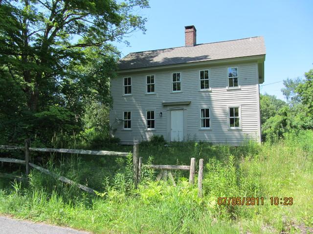 Mass Farm house farmhouse