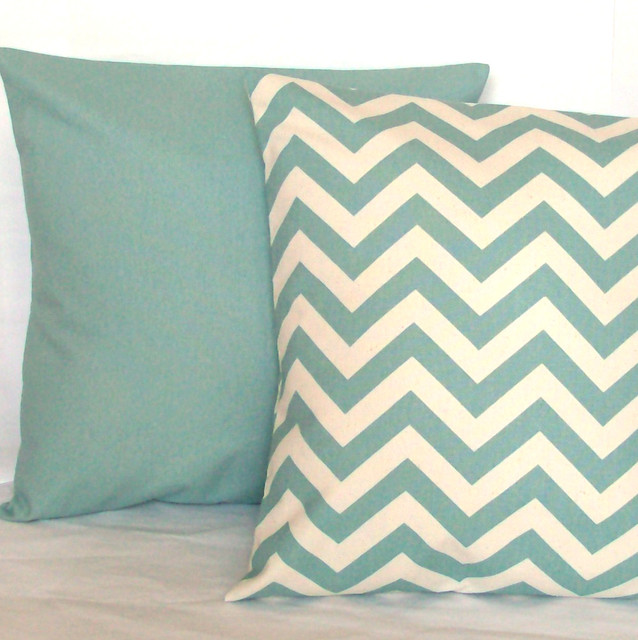 Refreshing Your Space contemporary-decorative-pillows