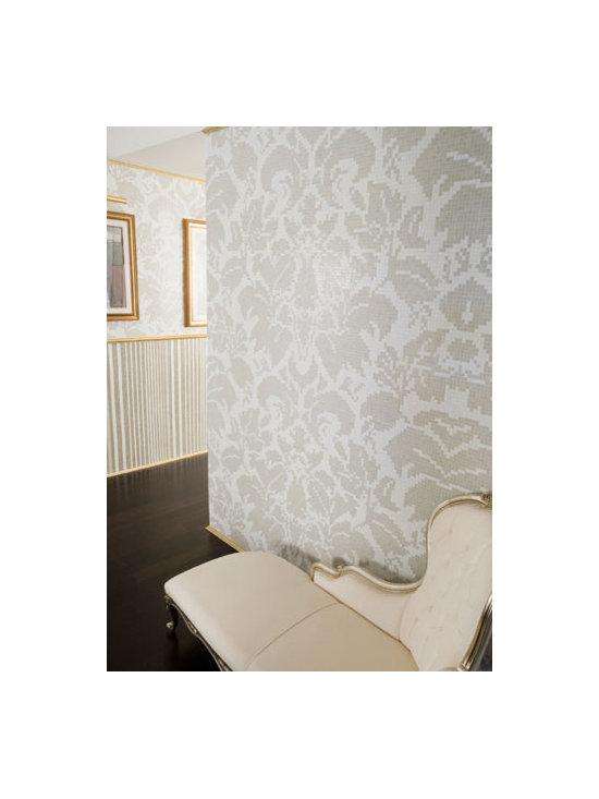 Trend Usa Glass tile mosaic wallpaper - Trend USA glass tile mosaic wallpaper