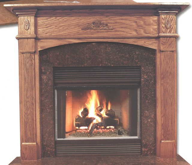 Fireplace Mantel Traditional Fireplace Mantels Other Metro By Cj 39 S Home Decor Fireplaces