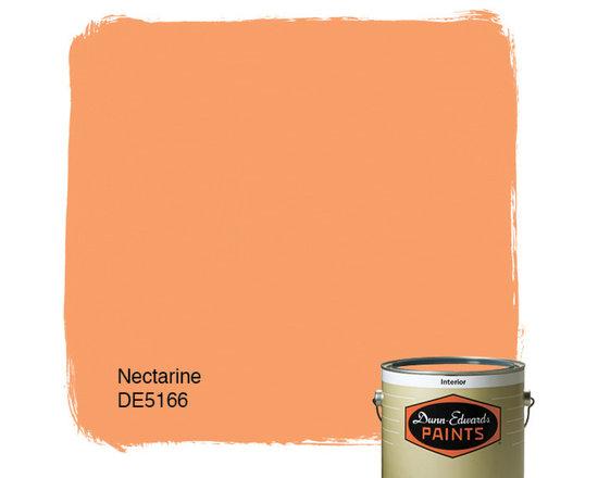 Dunn-Edwards Paints Nectarine DE5166 -