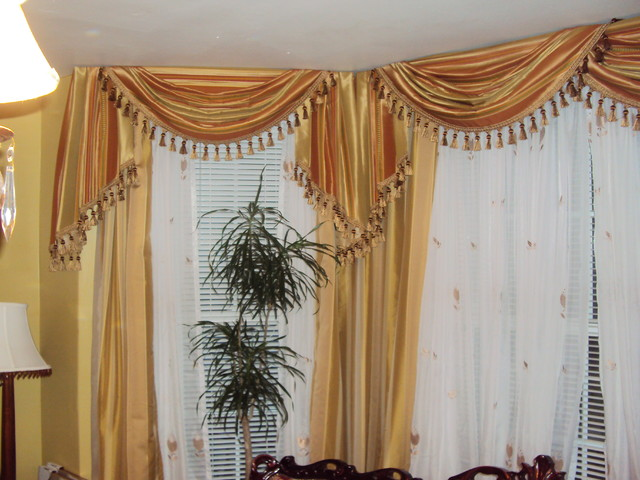 Window Coverings window-treatments