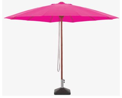 Beach Parasol contemporary-outdoor-umbrellas