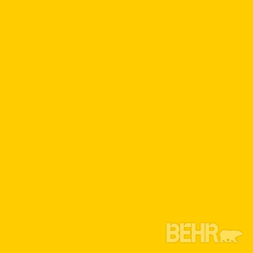 BEHR® Paint Color Marigold 380B-7 - Modern - Paint - by BEHR®