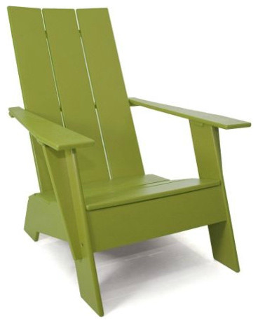 Adirondack Chair contemporary-outdoor-chairs