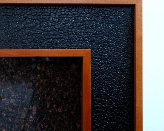 """Scorch"" fireplace design -"