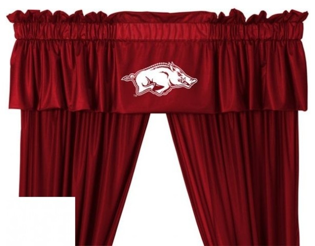 Arkansas Razorbacks Valance