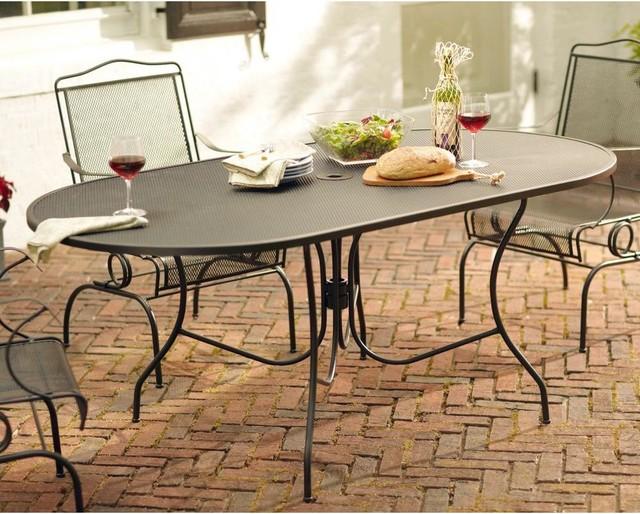 Arlington House Tables Jackson Oval Patio Dining Table 3872200 0105157 Cont