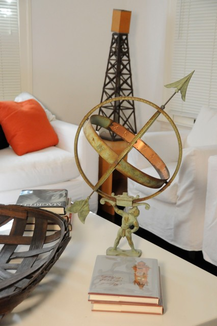 Hollywood Sign Estate Sale eclectic-garden-statues-and-yard-art