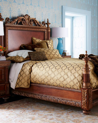 Dian Austin Couture Home King Roma Sham with Cording traditional-shams