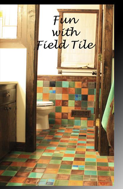 BonTon handmade tile bath-products