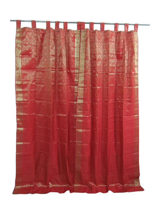 Asian Style Window Treatments http://www.houzz.com/projects/181391/Bollywood-Style-Decor