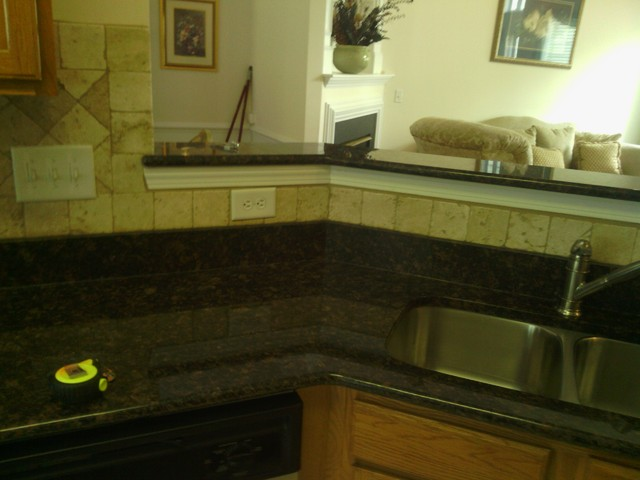 Granite Countertops in Charlotte NC traditional