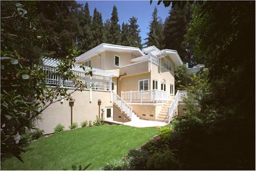 Home Design contemporary-exterior