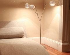 Claylight Floor Lamp by Lightexture contemporary-floor-lamps