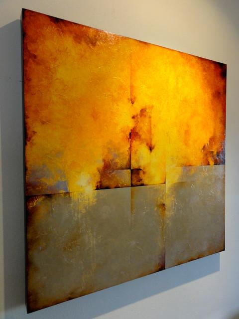 auctions john horace hooper painting canvas figure landscape