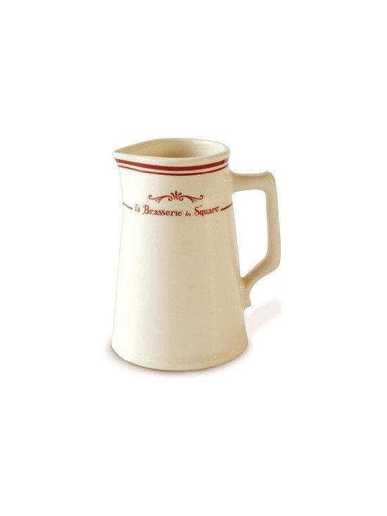 la brasserie du square tea creamer -