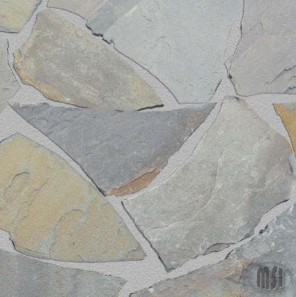 Pennsylvania Bluestone Random Flagstones Wall And Floor