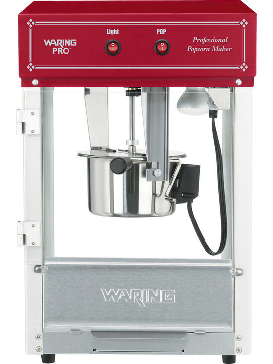 Waring Pro - Waring Pro Professional Popcorn Maker 10 cup - 600 watts of power
