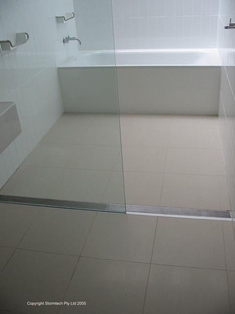 Bathroom Drainage contemporary-bathroom-accessories