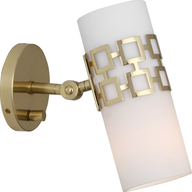Jonathan Adler Parker Wall Sconce contemporary-wall-sconces