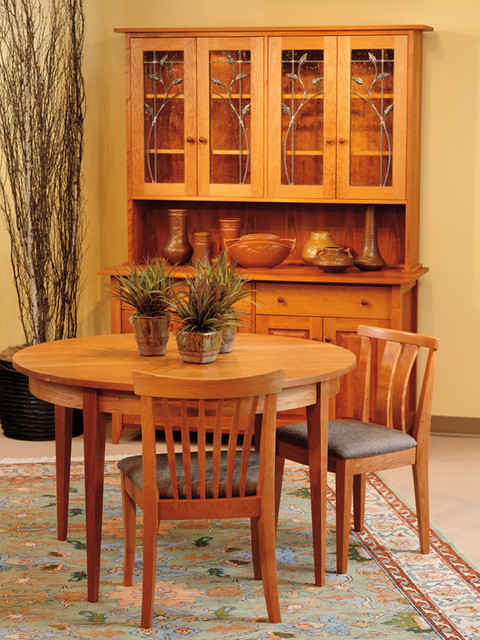 SHAKER DINING TABLE traditional-dining-tables