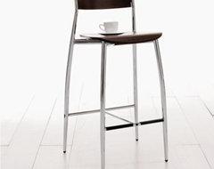 BABA Bar Stool | Design Within Reach contemporary-bar-stools-and-counter-stools