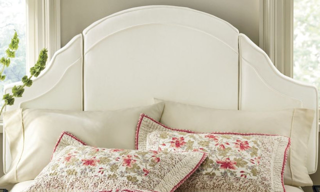 Canvas Headboard traditional headboards