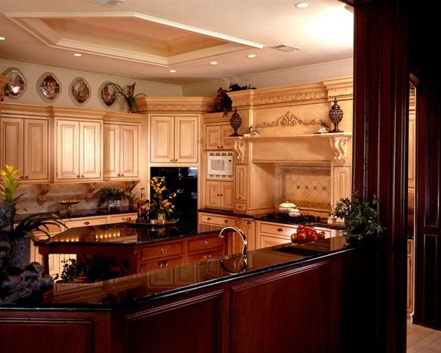 Kitchen Cabinets traditional-kitchen