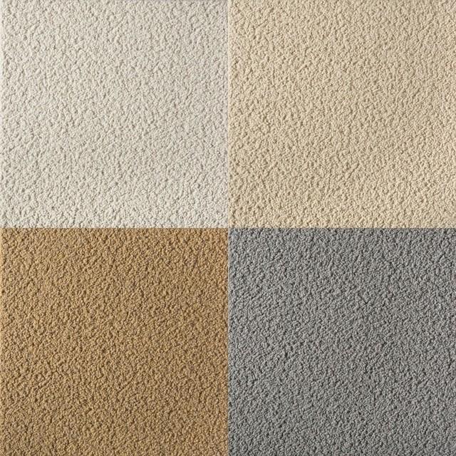 Full Bloom F12PW FLORug Carpet Tile Rug Set Contemporary