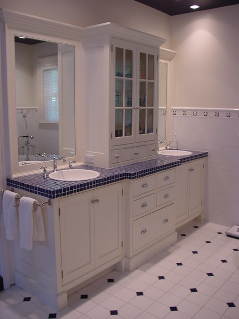 Bath Cabinetry traditional bathroom vanities and sink consoles