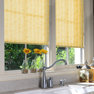 Blindsgalore Expressions Solar Shades: Contemporary Patterns contemporary-window-treatments