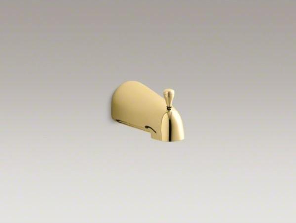 """KOHLER Devonshire(R) 4-7/16"""" diverter bath spout with NPT connection contemporary-bath-products"""
