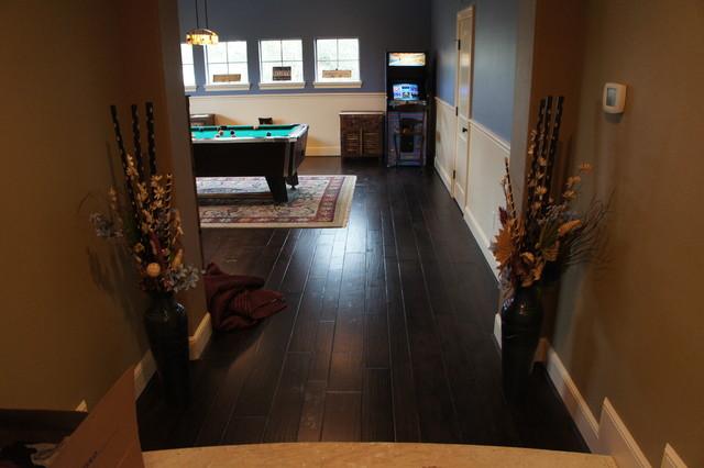 Hardwood Flooring traditional-family-room