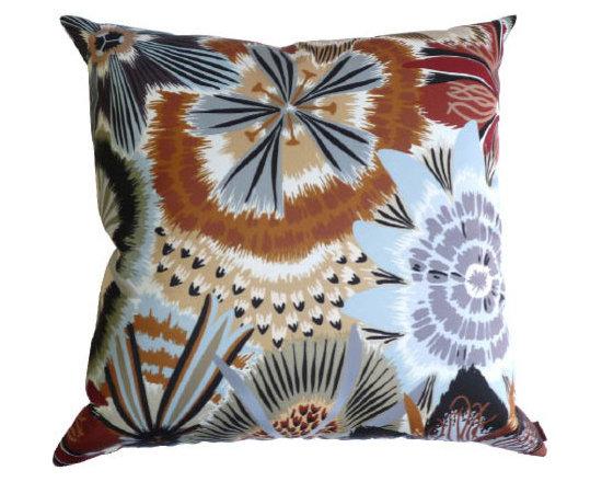 Missoni Omdurman cushion -