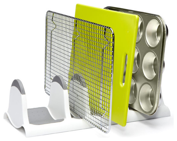 Modern Pantry And Cabinet Organizers by The Container Store
