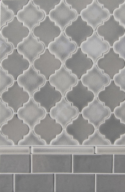 Small Arabesque Tropical Tile Los Angeles By