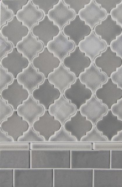 Small arabesque mediterranean-tile