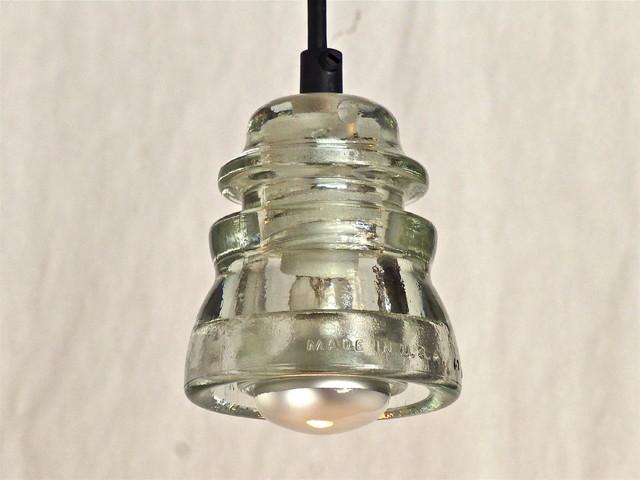 Insulator Light Pendant modern-pendant-lighting
