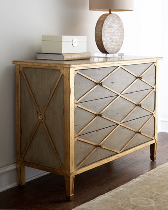 Melody Chest traditional-dressers