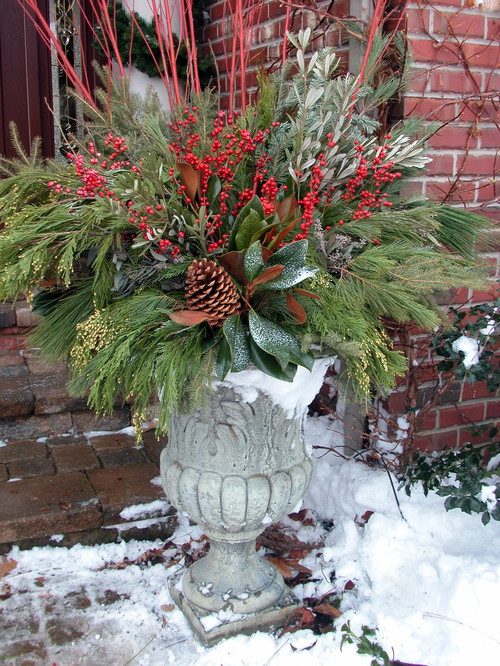 10 Wonderful Winter Containers Canadian Gardening